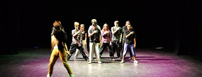 streetdance at the arc stockton on tees