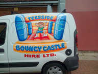 Teesside Bouncy Castle Hire stockton Picture