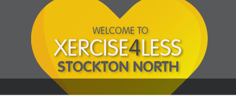 xcersise4less gym,stockton on tees