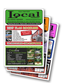 Local Answer Magazine for Ingleby Barwick , Thornaby